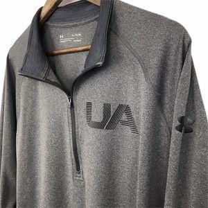 Under Armour Men's Quarter-Zip Pullover Size XL